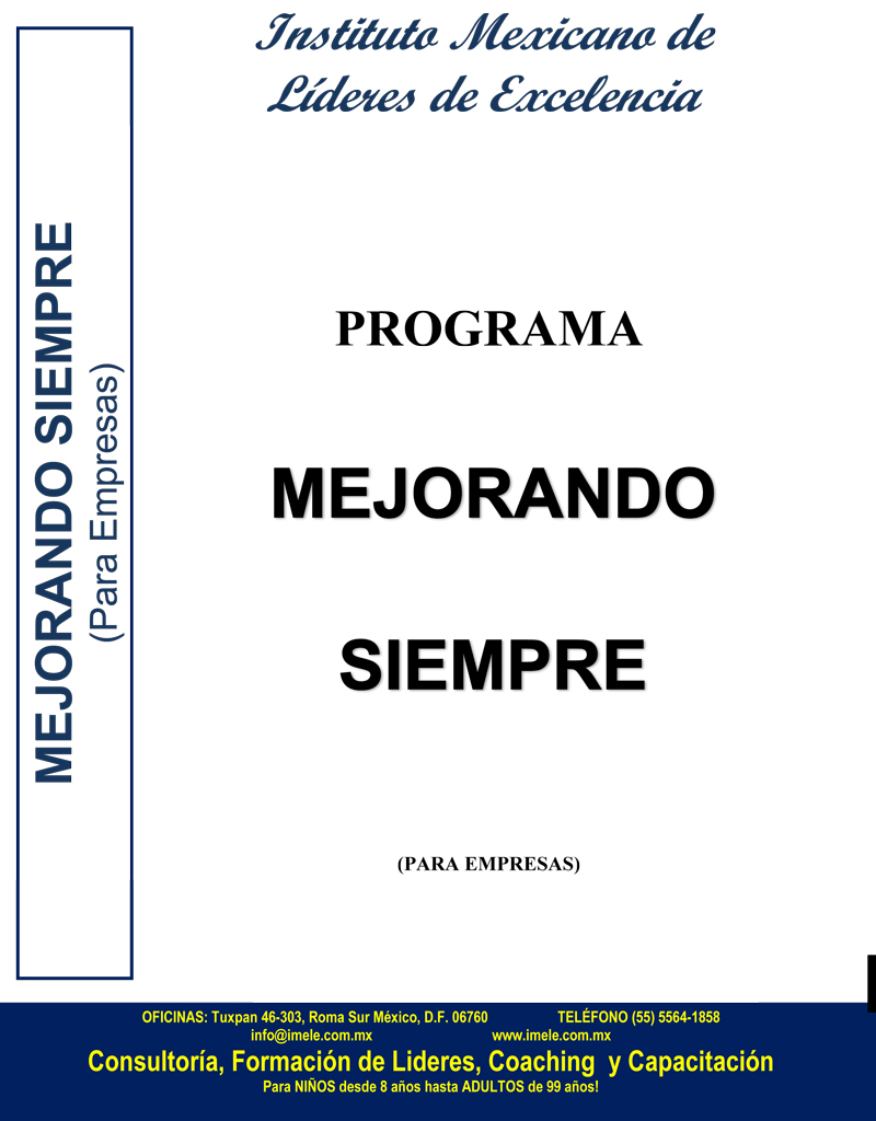 MEJORANDO-SIEMPRE