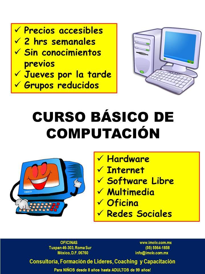 TALLER DE COMPUTACION