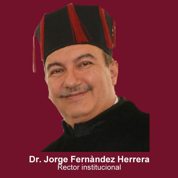 1 Dr. Jorge A. Fernández H.