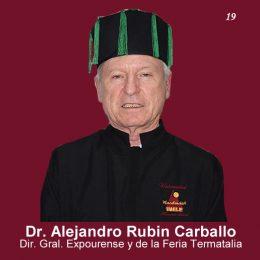 Alejandro Rubin Carballo