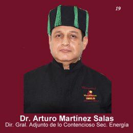 Arturo Martínez Salas