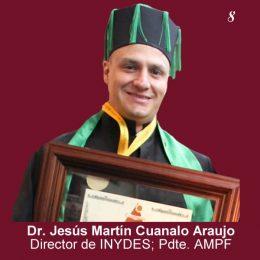 Jesús Martín Cuanalo Araujo