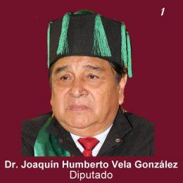 Joaquín Humberto Vela González