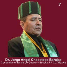 Jorge Ángel Chocoteco Barajas