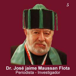José jaime Maussan Flota