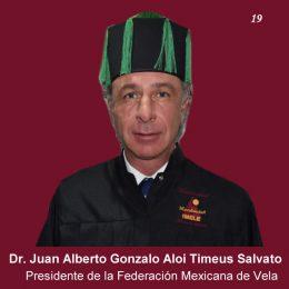 Juan Alberto Gonzalo Aloi Timeus Salvato