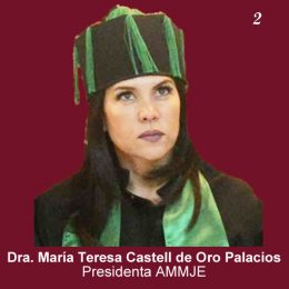 María Teresa Castell de Oro Palacios