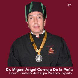 Miguel Ángel Cornejo De la Peña