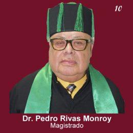 Pedro Rivas Monroy