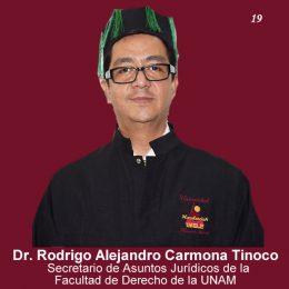 Rodrigo Alejandro Carmona Tinoco