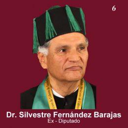 Silvestre Fernández Barajas
