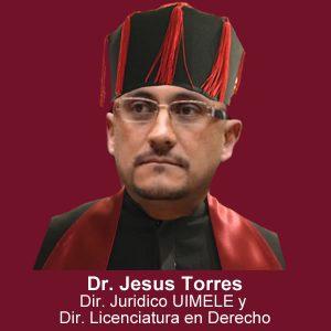 DR. JESÚS TORRES MARÍN